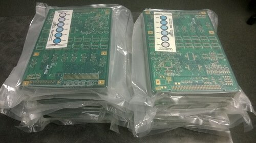 Packing PCB