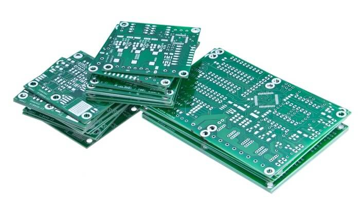 Semiconductor PCB thickness