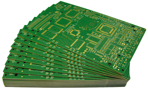 Thickness of semiconductor PCBs