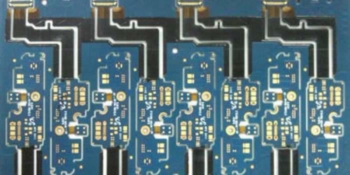 HDI Rigid-Flex PCB
