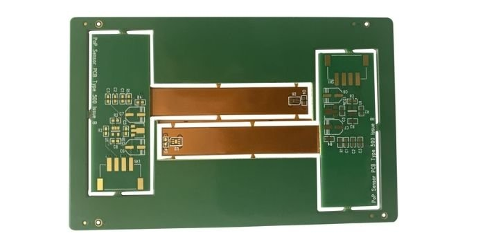 6 layer Rigid Flex PCB