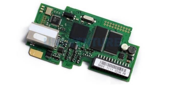 Aerospace PCB assembling