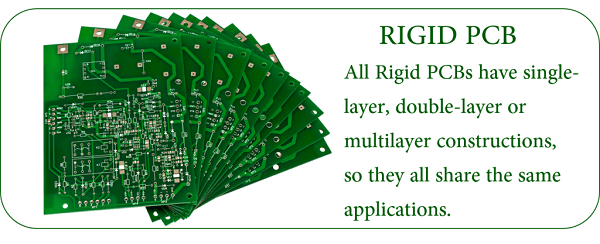 Rigid PCB Properties