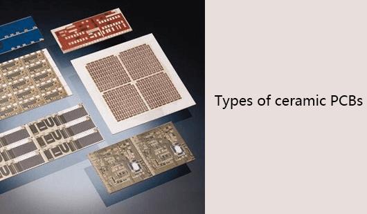 Types of Ceramic PCB