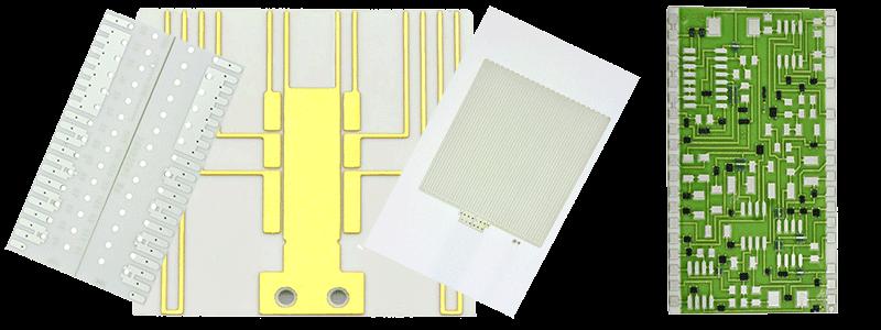 Ceramic PCB substrate