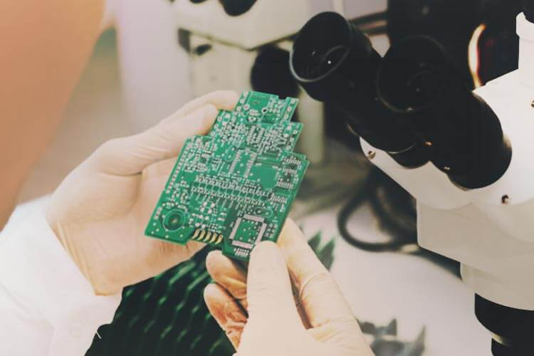 Rigid PCB Quality Control