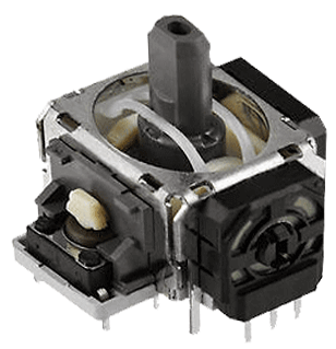 DualShock–4 Controller Joystick Module