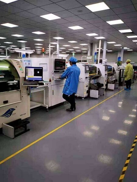 Manufacturing in House