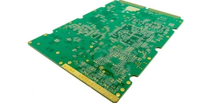 Microwave PCB Fabrication