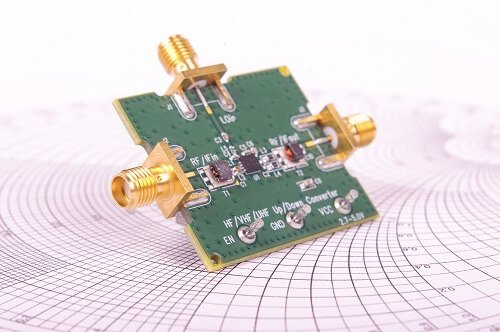 RF / Microwave PCB Assembly