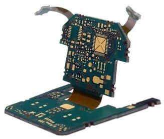 Automotive PCB: Rigid-flex PCB