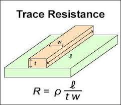 Trace Resistance