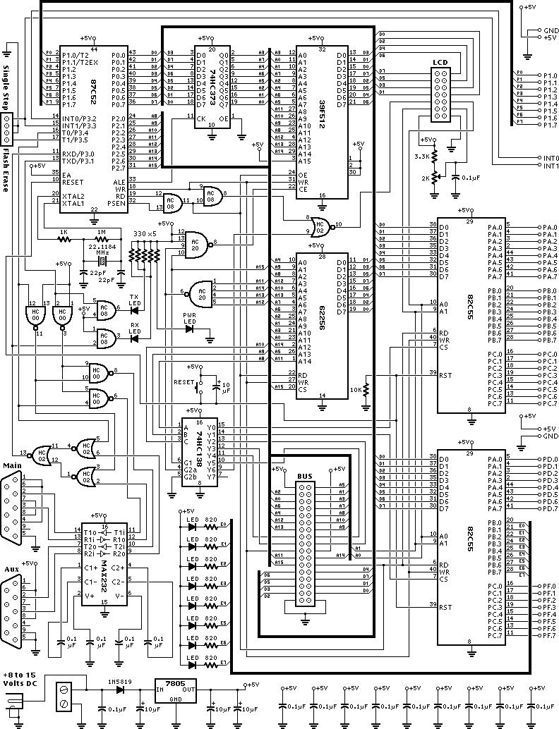 Xbox 360 circuit diagram