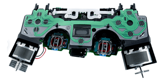 PlayStation Controller PCB Circuit Board