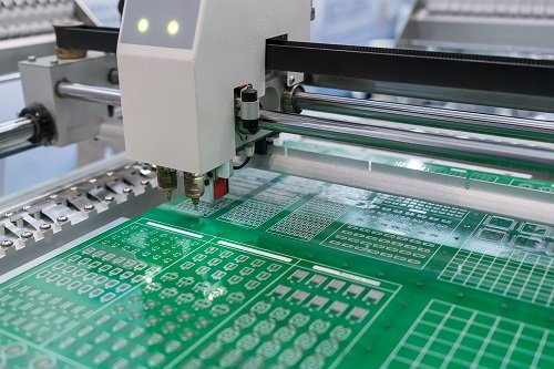 Routing PCB