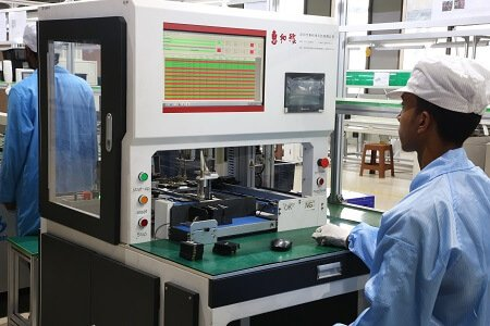 PCB Assembly Test