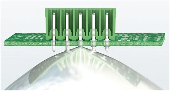 solder wave